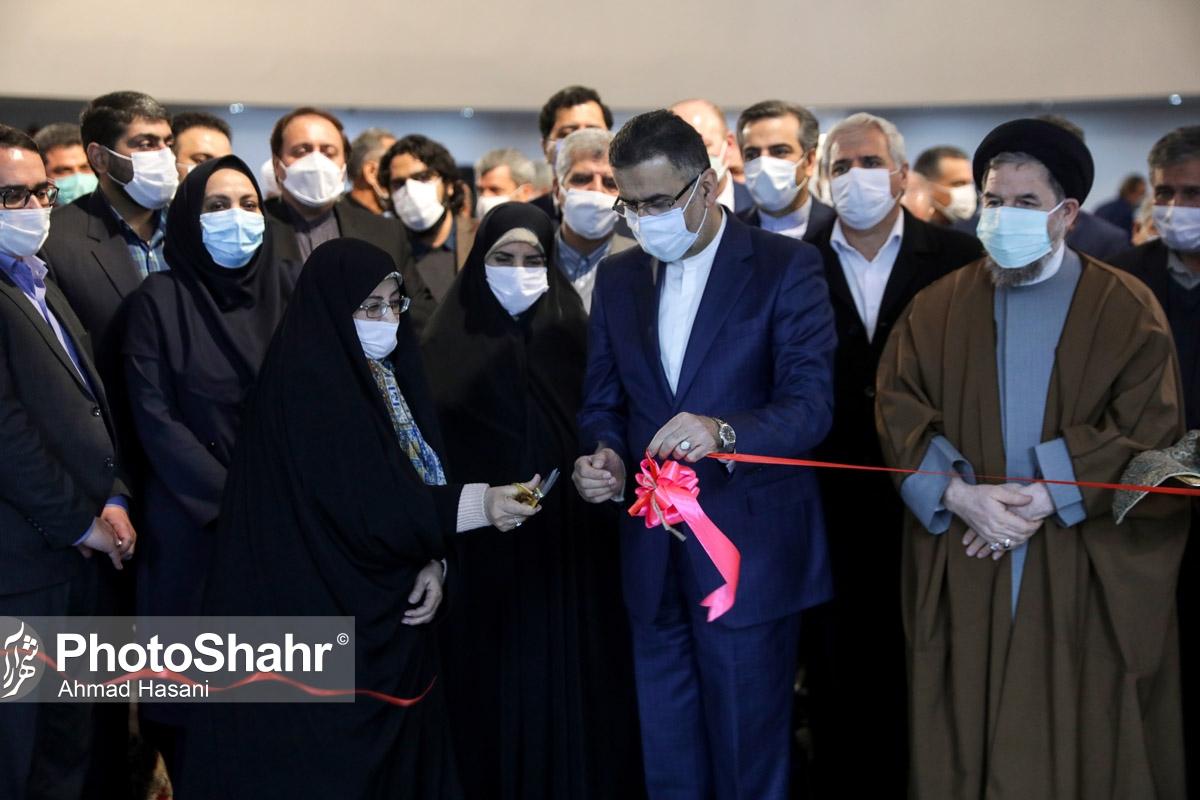 هنری/ افتتاح نمایشگاه بین المللی خوشنویسی راه ابریشم در مشهد + تصاویر